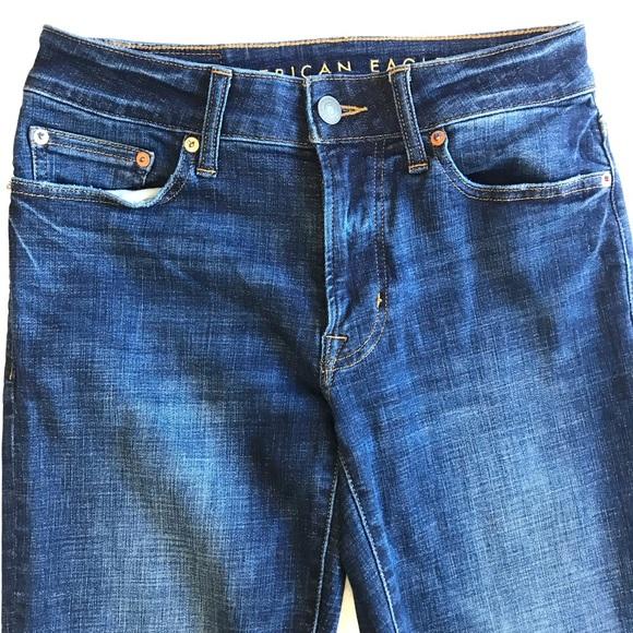 American Eagle Outfitters Denim - American Eagle next level flex straight leg jeans